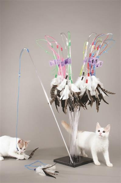 Vee Toys PURRfect Feather